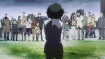 Makoto as a child