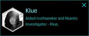 Klue 2016 (Info)