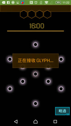 Glyph Hacking
