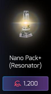 Nano Pack (Resonator)