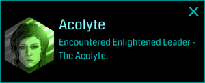 Acolyte 2016 (Info)