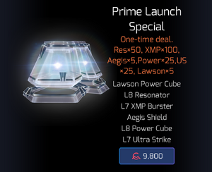 Prime Launch Special (Old)