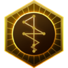 Gold Knight of Tessellation Medal