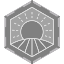 Badge OperationClearField Platinum