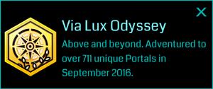 Via Lux Odyssey (Info)