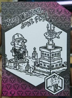 毛弟探險 Bio Card