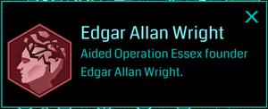Edgar Allan Wright 2