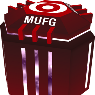 The MUFG Capsule scanner info