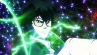Makoto uses psychometry