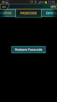 Passcode 1