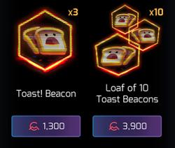 Beacon - Toast