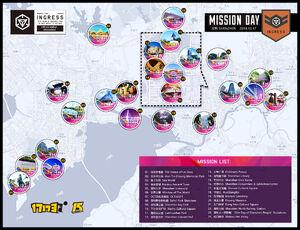 Shenzhen Mission Day 任務地圖