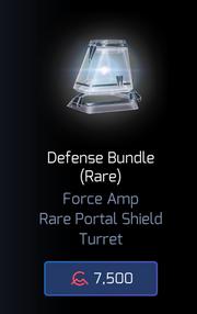 Defense Bundle (Rare)