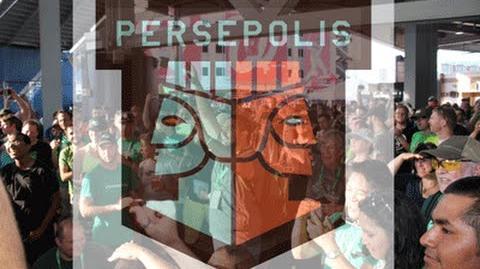 Persepolis Washington DC Recap
