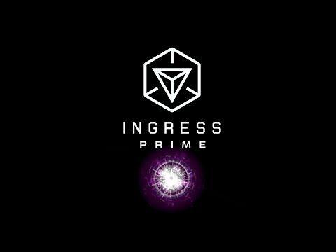 Ingress Prime - Out Now