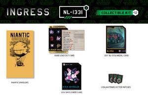 NL-1331A Collectible Kit (Enl)