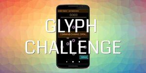 Glyph Challenge