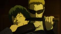 Jack threatens Makoto