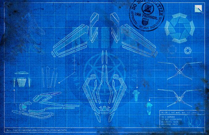 DronenetBlueprint