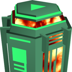 Key Locker Green