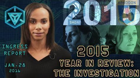 INGRESS REPORT - 2015