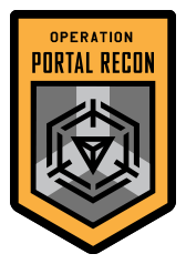 Operation Portal Recon Logo