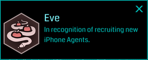 EVE (Medal)