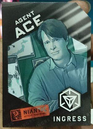 Ace (Bio Card)