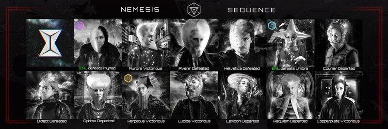 Nemesis all Unmask