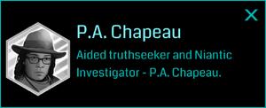 P. A. Chapeau 2016 (Info)