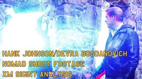 Hank and Devra NOMAD XM Sigint Analysis