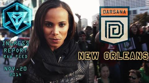 INGRESS REPORT - Raw Feed Nov 20 2014 - DARSANA - NEW ORLEANS