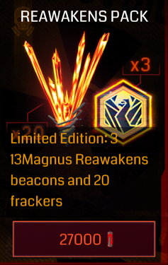 Reawakens Pack