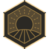 Badge OperationClearField Gold