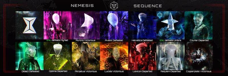 Nemesis all Mask