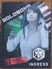 Goldsong (Bio Card)