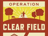 Operation Clear Field