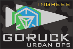 Goruck Urban Ops (Patch)