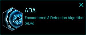ADA 2016 (Info)