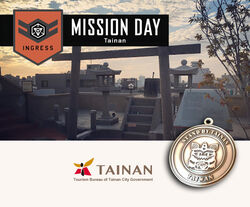 Mission Day in Tainan