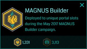 MAGNUS Builder Info