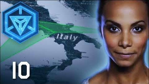 Africa, Europe linked by Cross-Continent Field INGRESS REPORT - EP10