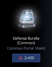 Defense Bundle (Common)