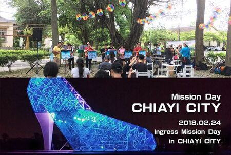 Mission Day in Chiayi City