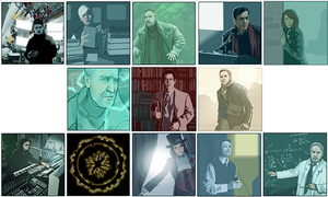 FateOfThe13 Characters