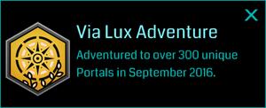 Via Lux Adventure (Info)