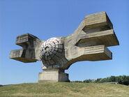 Podgaric monumento
