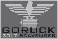 Goruck Patch Scavenger - Silver