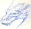Saphira the dragon by creativegoth18 bewerkt en verkleint