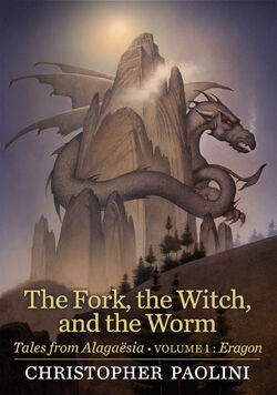 Portada The Fork, the Witch and the Worm